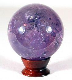 Amethyst Sphere Crystal