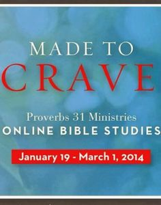 Made to Crave ~ You are Invited!