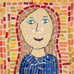 mosaic self portraits