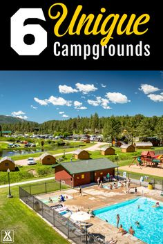 6 Unique KOA Campgrounds for Your Bucket List!