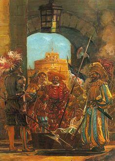 Il Sacco di Roma , 6 maggio 1527