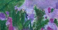 monet iris garden - Google Search