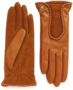 UGG® AUSTRALIA Cashmere Lined Driving Gloves