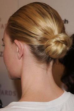 pretty buns | ... Kate Bosworth Hairstyles-Kate Bosworth Hair Pictures - Pretty Designs