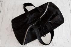 Nico Uytterhaegen Duffle Bag made from one piece