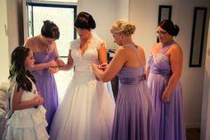 Beautiful Bride & Bridesmaids, Hair & Makeup done by Insignia Hair & Makeup Penrith 47223503