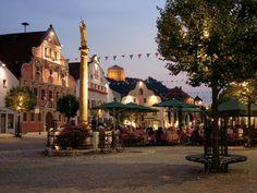 Things to do - Ludwigplatz, Stadt Kelheim.