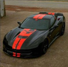 The Corvette Stingray is one of the most popular sports cars of all time. Automobile, Chevrolet Corvette Stingray, Gm Car, Exotic Sports Cars, Super Sport Cars, Super Car, Best Luxury Cars, Sweet Cars, Amazing Cars
