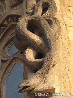 為啥大教堂外總那麼多妖怪石像?萌萌的滴嘴獸各有神通 - 每日頭條