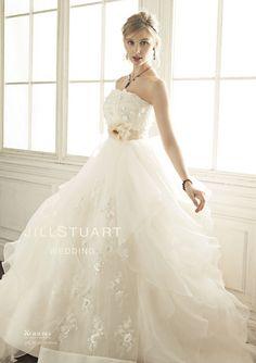 ジル スチュアート ウエディング(JILLSTUART WEDDING)  JILLSTUART WEDDING 新作