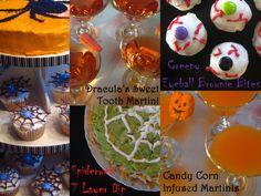 Halloween Food | halloween-food-pics-collage