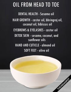 """Remember years ago when """"oil"""" was a dirty word in the world of beauty? Fast forward to 2016 and now we couldn't imagine our beauty routine without it. Come along and discover how oil benefits the body from head to toe! Here are the variety of ways in which you could use oil for a …"""