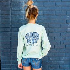 61833a3723a 7 Best Ivory Ella images in 2017 | Long sleeve shirts, A symbol ...