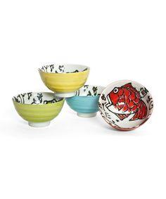 Loving this Tai Bowl Set on #zulily! #zulilyfinds