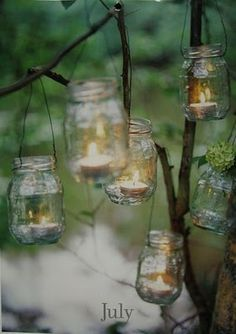 natural modern interiors: Ideas for reusing and recycling glass bottles and jars