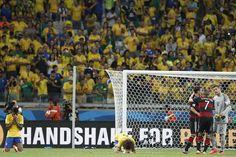 Brasil leva goleada histórica com 7 gols da Alemanha   #Brasil, #Copa, #Copa2014, #CopaDoMundo, #FIFA, #Futebol, #LuizClaudioFerreira, #SeleçãoBrasileiraDeFutebol