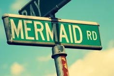 I would live on this street just because its called Mermaid Rd! :)