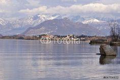 """Scarica l'immagine Royalty Free  """"Lake of Pusiano"""" creata da federicocimino al miglior prezzo su Fotolia"""
