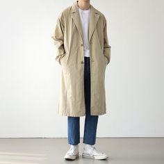 Stylish Mens Fashion, Korean Fashion Men, Korean Street Fashion, Minimal Outfit, Minimal Fashion, Urban Fashion, Casual Shirts For Men, Men Casual, Scandinavian Fashion