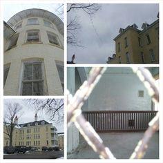 Traverse City State Asylum / Mental Hospital #abandoned building Michigan