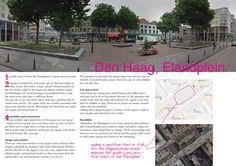Week 2. Den Haag, Elandplein