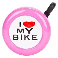Sunlite I Love My Bike Bell