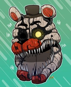 Mooted Funtime Freddy