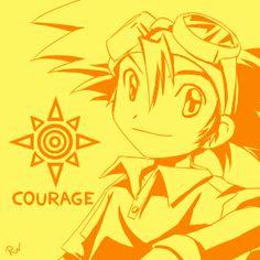 Digimon Headcanons #01: Taichi's name