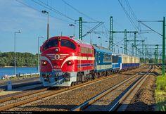 RailPictures.Net Photo: 2761017 Hungarian State Railways (MÁV) M61 at Budapest, Hungary by Balázs Bálint