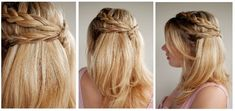 easy braid for a novice The easiest braid for a complete novice