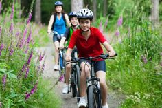 There are hundreds of miles of biking and hiking trails in Michigan that you can take advantage of all year round and now you have a handy source for all the information you need.