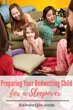 Preparing Your Bedwetting Child for a Sleepover PLUS DryNites Giveaway    #bedwetting #drynites #parenting