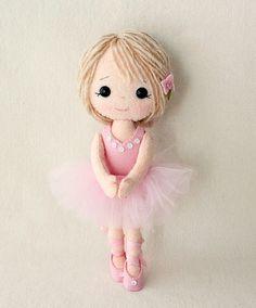 Sparkle Chibi Angel Pattern Kit by Gingermelon on Etsy Tiny Dolls, Soft Dolls, Cute Dolls, Homemade Dolls, Sewing Dolls, Fabric Dolls, Rag Dolls, Felt Diy, Doll Crafts