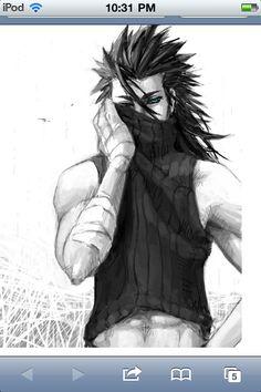 My hot Zack Fair <3