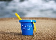 Beginner's mind and The Bucket List