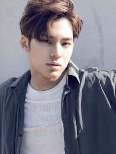 Mingyu // Seventeen  I have such mingyu feels i cant even