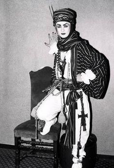 Boy George  https://www.pinterest.com/r60620/80s-fashion/  https://www.pinterest.com/r60620/