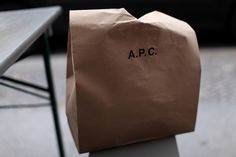 Apc- like this. so classic but refined.