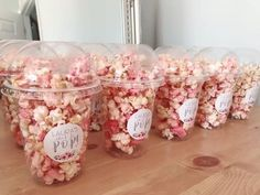 Comida Baby Shower, Baby Shower Snacks, Baby Shower Gift Bags, Baby Shower Desserts, Baby Girl Shower Themes, Girl Baby Shower Decorations, Baby Shower Princess, Baby Shower For Girls, Baby Shower Party Favours
