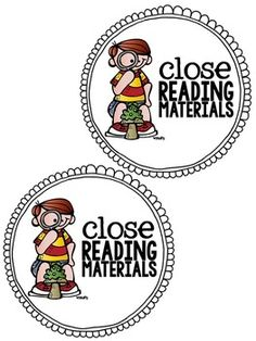 "FREE Close Reading Beginner's Guide!....Follow for Free 'too-neat-not-to-keep"" teaching tools & other fun stuff :)"