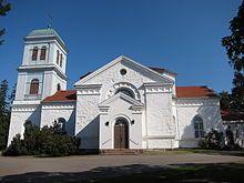 Kotka–Kymin seurakuntayhtymä – Wikipedia