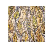 """Scarves Large 55""""square. Full print is visible on the front and reverse.Microfiber polyester with a slightly transparent effect.This unique painting is hand drawn using the ink pen #Scarf #Scarves #clothing #gift  #woman #headscarf  #hairaccessory #Accessories #pattern #abstract  #apparel #redbubble  #handdrawing #meditationart #art  #graphicdesign #abstraction #black #doodle #drawart #ink  #lineart #mandala #meditation #mixedmediaart #mixsedmedia #patterns #zentangle"""