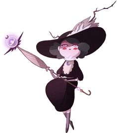 Star vs. the forces of evil • Eclipsa
