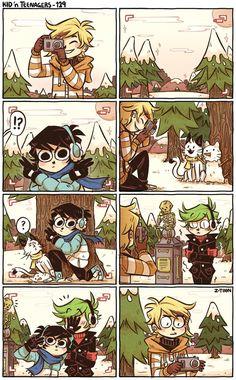 Knt  By Z Tn Deviantart Com On Deviantart Funny Comic