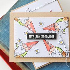 Let's Make A Card!: Let's Grow Old Together