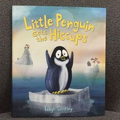 Dew Drops of Ink: Little Penguin Gets the Hiccups, and A School Visi...