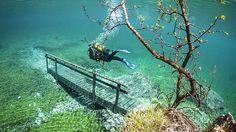 Hayalci Gezgin: Avusturya' daki Yeşil Göle Buyrun...