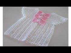 Diy Crafts - heat,Making-Round robe vest making / tig heat vest making / tig heat baby vest making . Knitting Blogs, Easy Knitting Patterns, Baby Patterns, Free Knitting, Baby Knitting, Crochet Baby, Motif Bikini Crochet, Crochet Bikini Pattern, Knitted Baby Clothes