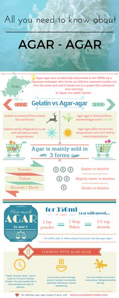 All you need to know about Agar Agar - The Vegan Gelatin