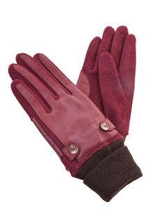 Juniper Handschuhe bordeaux